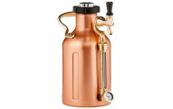 uKeg 64 Pressurized Growler for Craft Beer