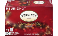 12 Count Twinings Christmas Tea, Keurig K-Cups