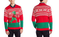 Blizzard Bay Men's Ugly Christmas Sweater