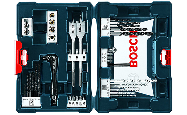 Bosch 41-Piece Drill and Drive Bit Set