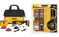 DEWALT Oscillating Multi-Tool Kit with Accessory Kit