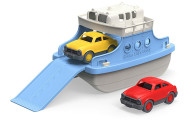Green Toys Ferry Boat with Cars Bathtub Toy