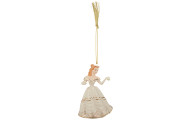 Lenox Christmastime Belle Ornament