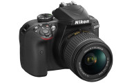 Nikon 24.2 MP DSLR Camera with Lens Kit