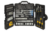 Stanley 170 Piece Mixed Tool Set