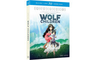 Wolf Children DVD Included Blu-ray