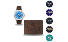 NFL Sparo Watch & Wallet Set