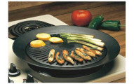 Stovetop Indoor Smokeless Grill