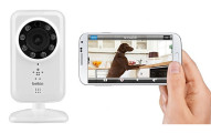 Belkin NetCam Wi-Fi Camera with Night Vision