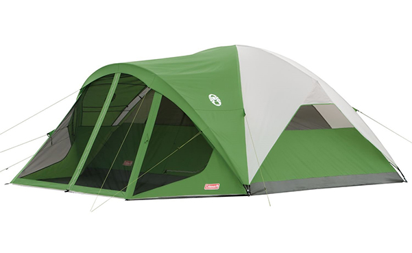 Coleman Evanston 8-Person Screened Tent