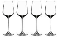 Cuisinart CGE-01-S4WW Elite Vivere Collection White Wine Glasses, Set of 4