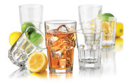 Libbey 16-Piece Boston Drinkware Set