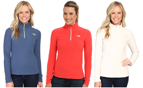 North Face Women's Fleece Zip Jacket