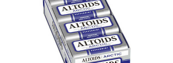 Altoids Arctic Peppermint Mints