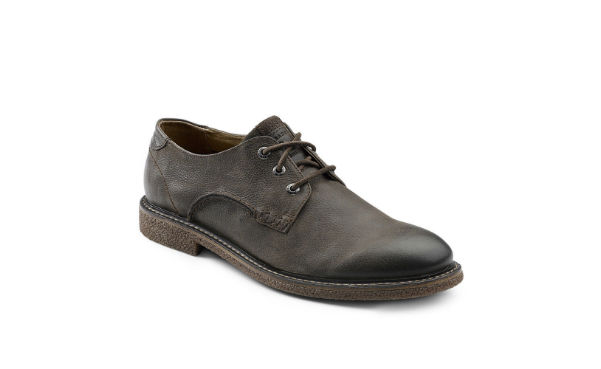 G.H. Bass & Co. Men's Bruno Genuine Leather Crepe Sole Oxford Shoe
