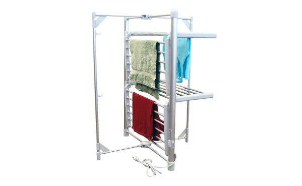 LCM Home 2-Layer Drying Rack and Warmer
