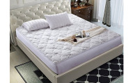 Hypo-Allergenic Bamboo Blend Mattress Topper