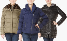 Kenneth Cole Women's Down & Puffer Jackets