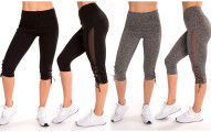 Rag Women's Active Capri Leggings