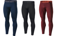 Tesla Men's Compression Pants