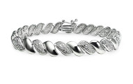 0.50ct TDW Diamond San Marco Bracelet