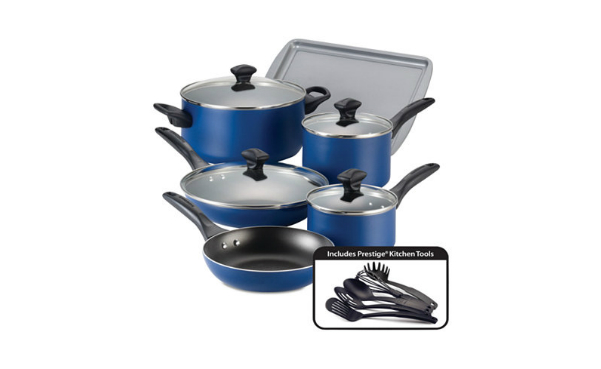 Farberware 15-Pc Cookware Set