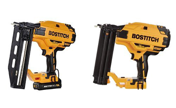 BOSTITCH 18 and 16 Gauge Nailer Kit