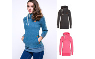 Classical Withpocket Women's Hoodie