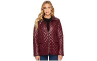 Ellen Tracy Women's Short Quilted Jacket