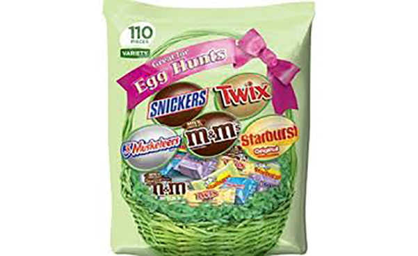 MARS Easter Spring Candy Variety Mix