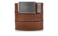 SlideBelts Men's Premium Leather Belt