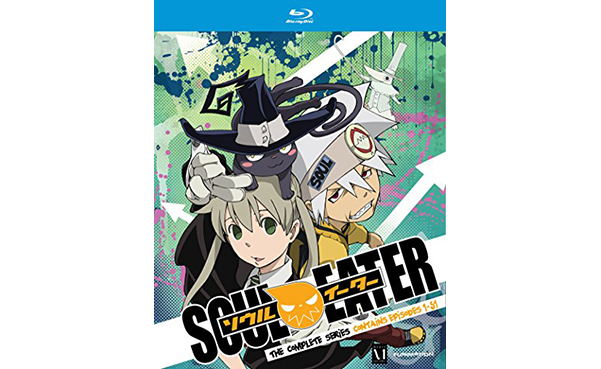 Soul Eater - The Complete Series