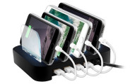 Surgit 4-Port USB Rapid Charging Station