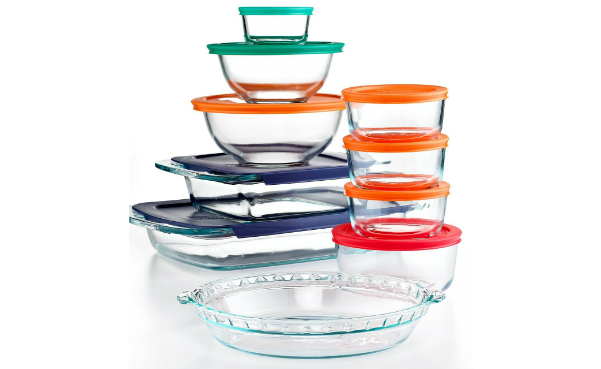 Pyrex Bake and Store