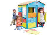 Little Tikes Build-a-House