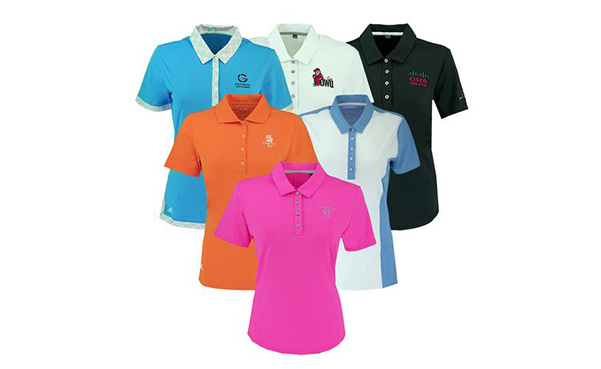 2-Pack adidas Women's Polo Shirt