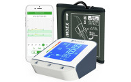 Blood Pressure Monitor Double Pulse Detection