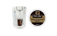 Keurig K-Select Coffee Machine and K-Cups