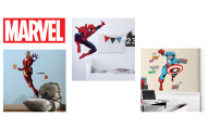 Marvel Giant Peel & Stick Wall Decals