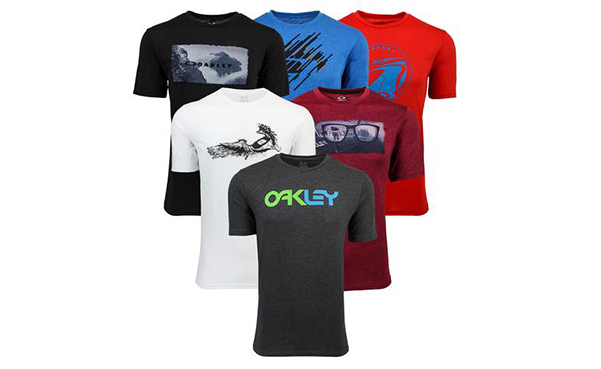 Oakley Men's Mystery T-Shirts
