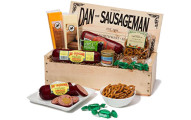 Dan the Sausageman Gift Basket