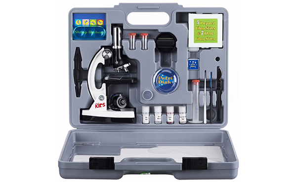AMSCOPE-KIDS Microscope Kit