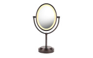 Conair Double-Sided Lighted Makeup Mirror