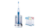 Health Electric Toothbrush with Charger & Heads