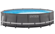 Intex 14ft X 42in Ultra Frame Pool Set