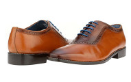Liberty Men's Handmade Finest Leather Shoes