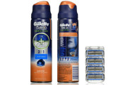 Gillette Fusion Proshield Bundle