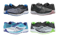 Saucony Men's and Women's Ride 10 Running Shoes
