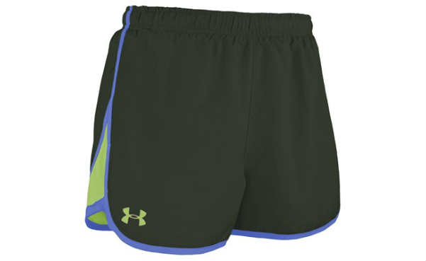 Under Armour Women's Escape and Graphic Print Running Shorts