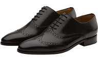 Dapper Shoes Co. Handcrafted Genuine Leather Men's Shoes